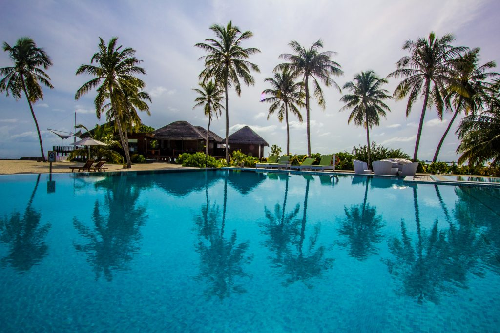 Out of this World; A trip to Private Island in Maldives