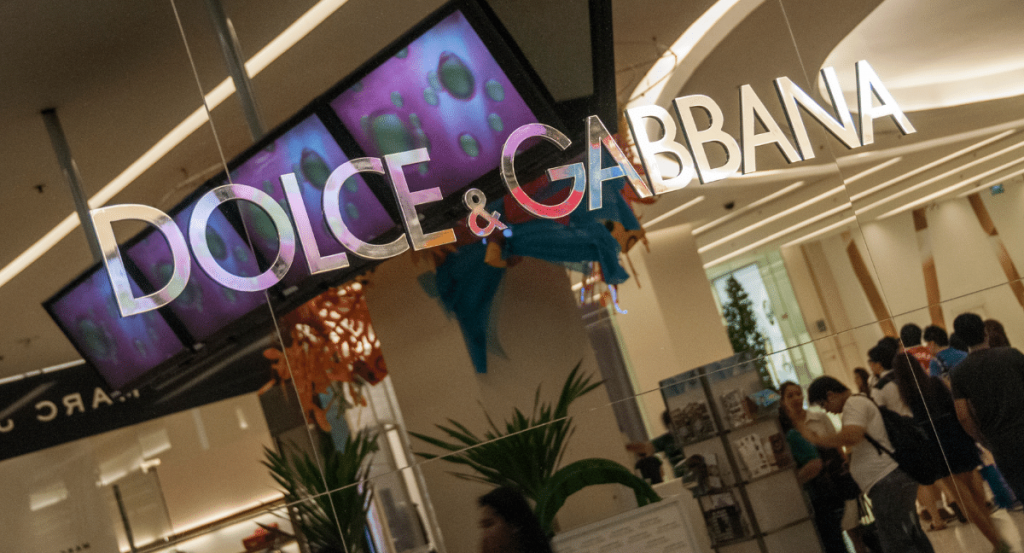 What's New in Dolce and Gabbana Stores