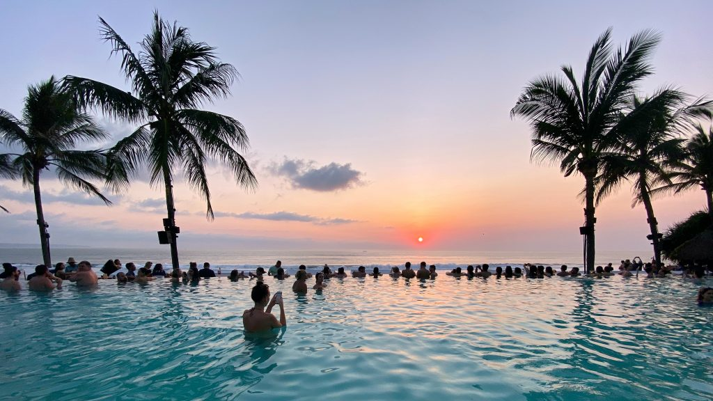 Bali the Luxurious Spring Vacation Destination